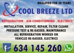 COOL BREEZE LTD
